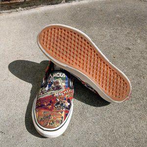 Vans Shoes - Vans V98 Mickey Mouse Slip On